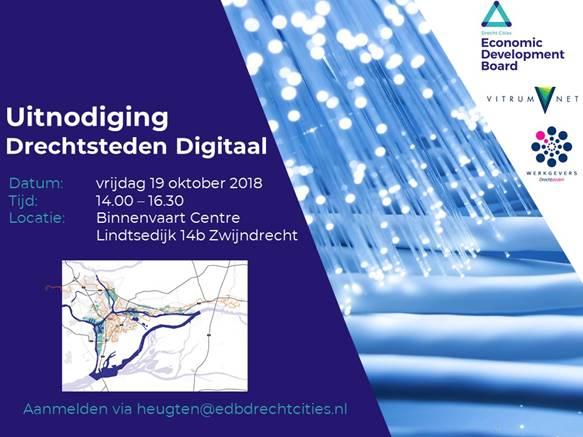 uitnodiging drechtsteden digital