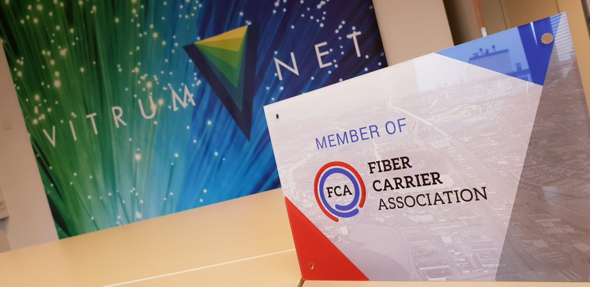 VitrumNet is lid van de Fiber Carrier Association