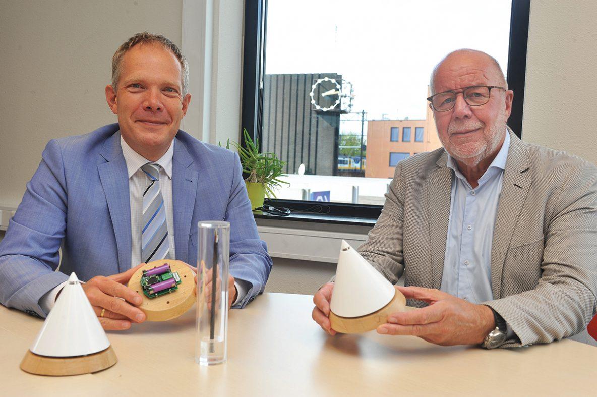 Digital Mainport Drechtsteden - Wico van Helden en Hans Uithol